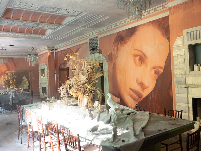 #EmpireRone Dining Room