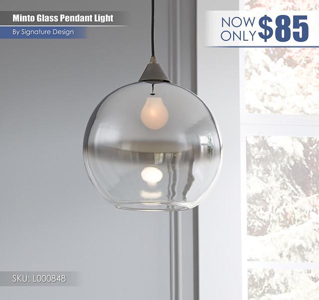 Minto Glass Pendant Light_L000848