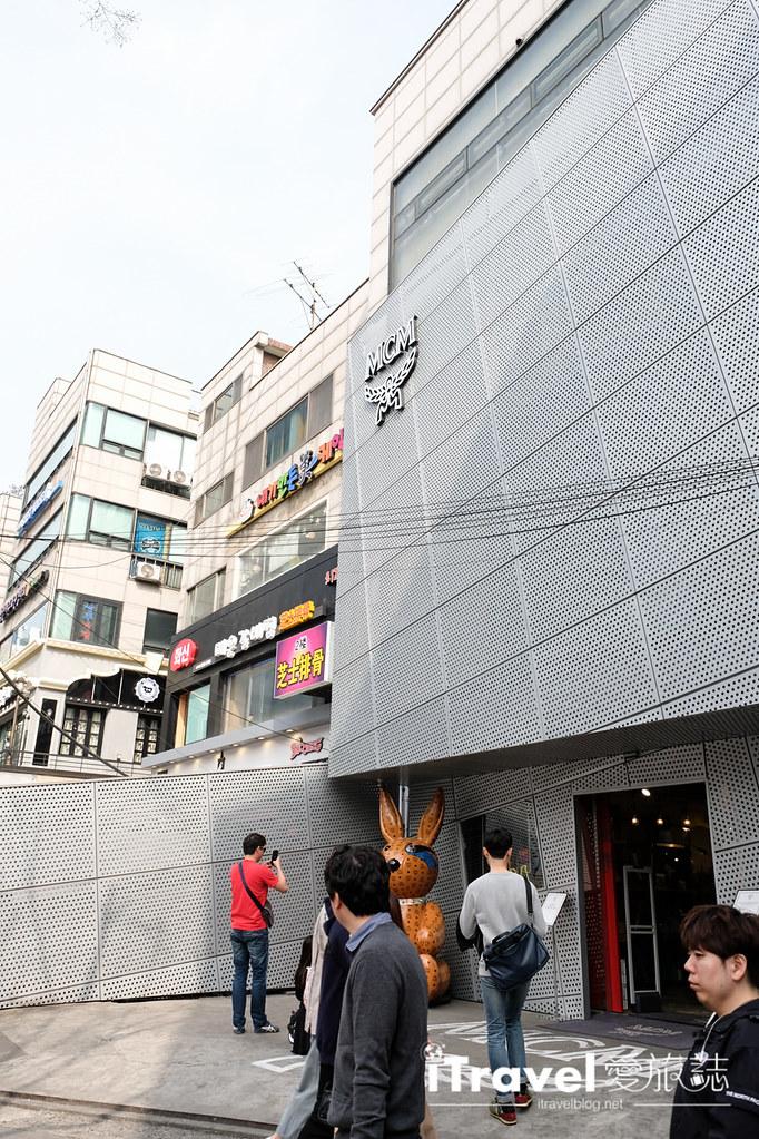 首爾購物商場 弘大商圈 (9)
