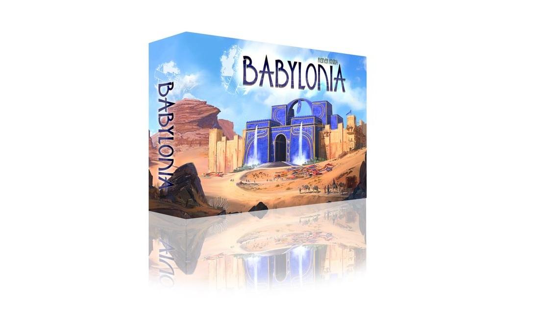 Babylonia juegos de mesa