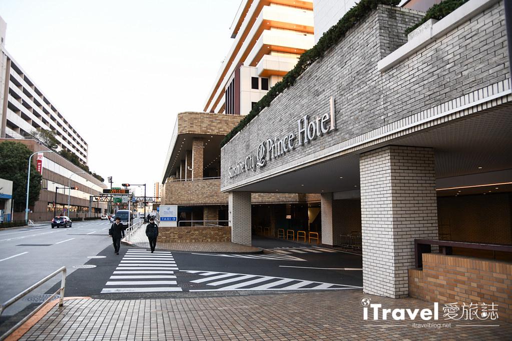 池袋太陽城王子大飯店 Sunshine City Prince Hotel Ikebukuro Tokyo (3)