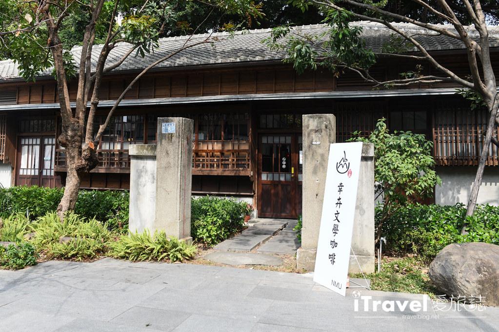 台中咖啡廳推薦 幸卉文學咖啡 (2)