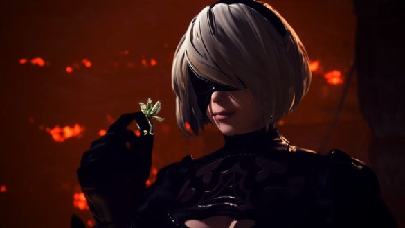 Monster Hunter World - 2B Mod