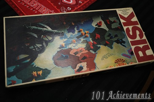 Epic Multi-Day Game of Risk
