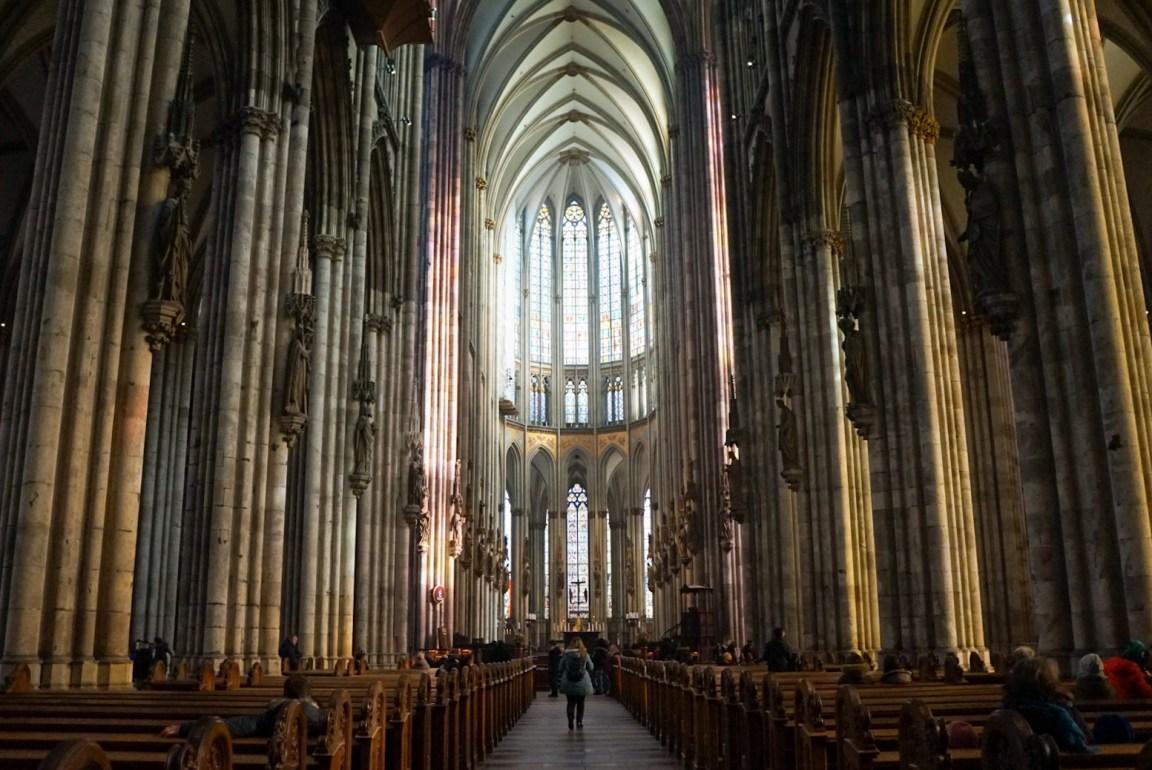 Päiväretki Kölniin, Saksa