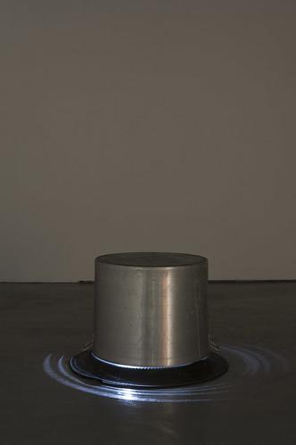tire, cooking pot, camping light