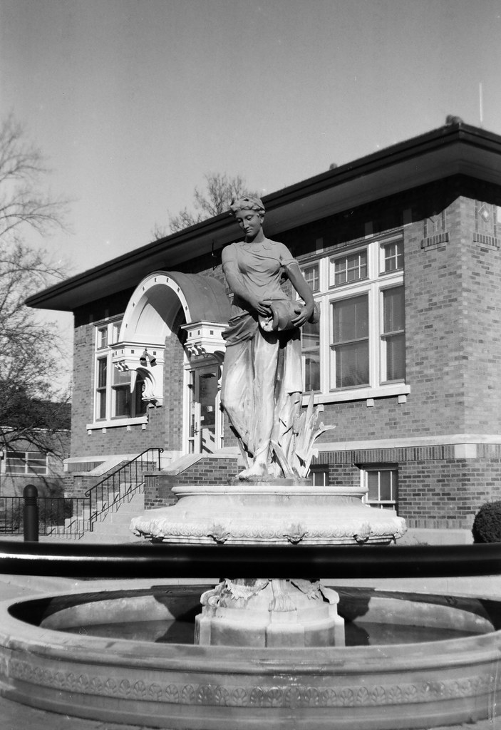 Carnegie Library, Thorntown