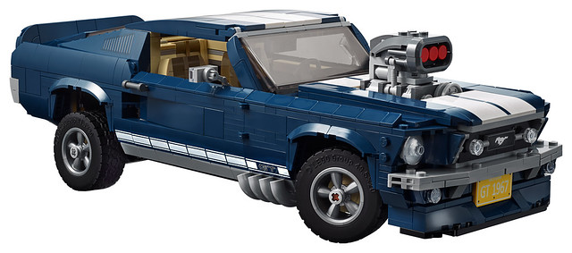 LEGO Creator Expert 10265 Ford Mustang