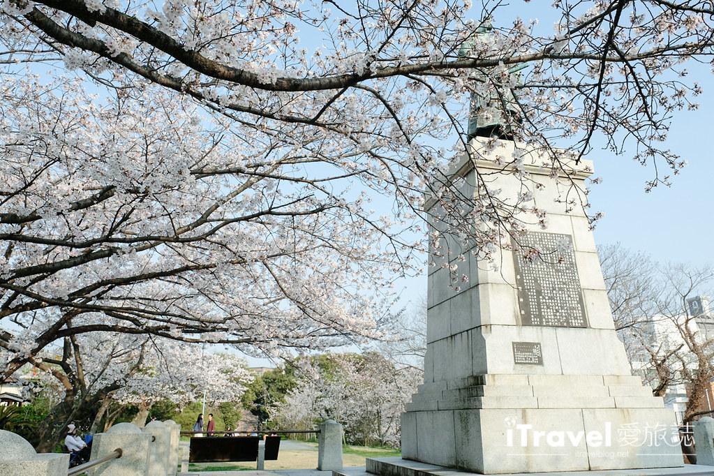福岡賞櫻景點 西公園Nishi Park (20)