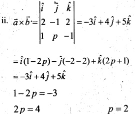 Plus Two Maths Chapter Wise Questions and Answers Chapter 10 Vector Algebra 53