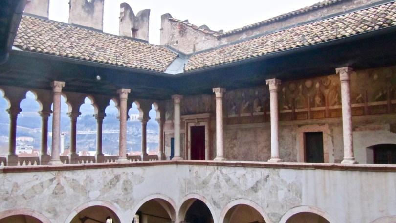 Itinerario di Trento - Castello del Buonconsiglio interno