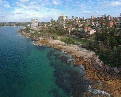 Sydney surveys this week #GSRfieldtrip #marineexplorer #unswbees