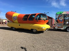 October 28, 2018 / Wienermobile!