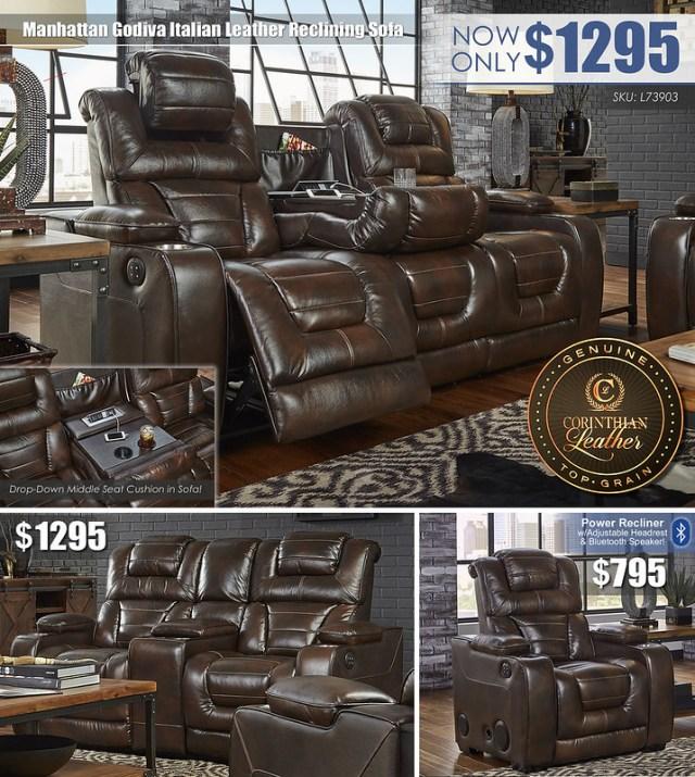 Manhattan_Govida Reclining Sofa Layout_L73903_2019