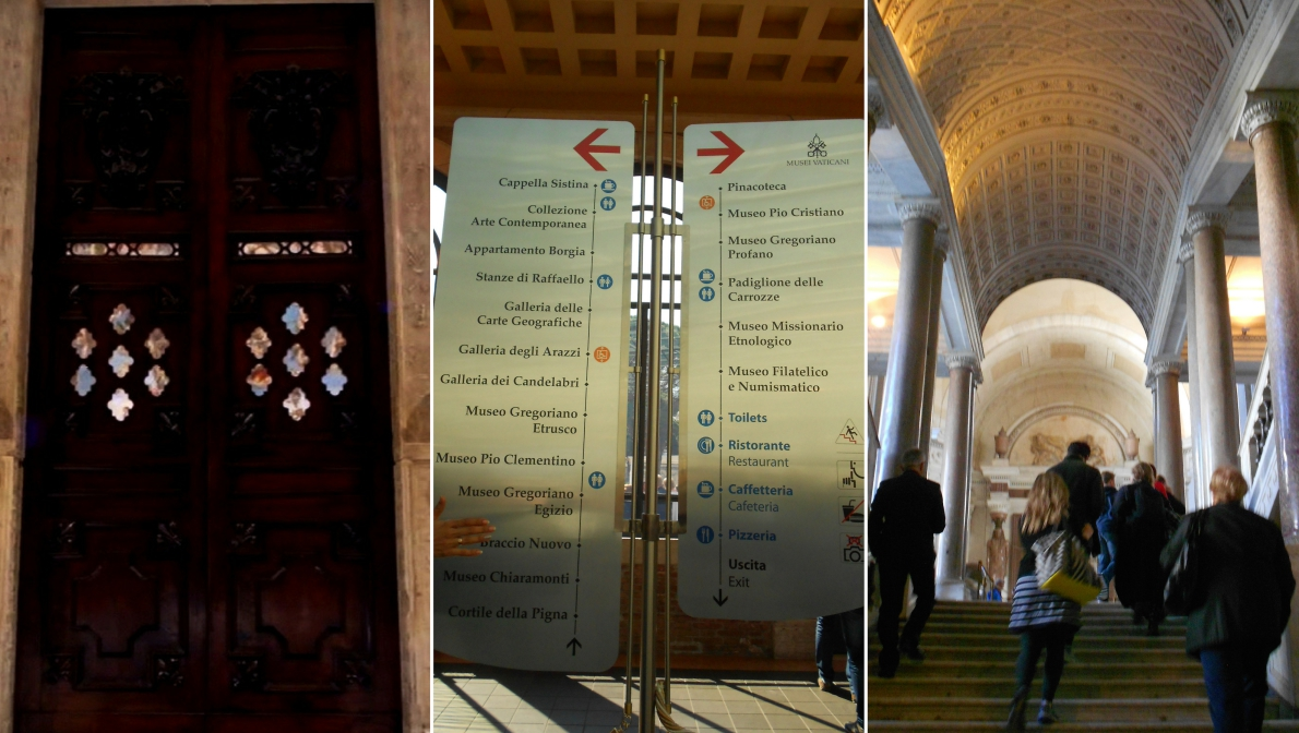 Capela Sistina em Roma