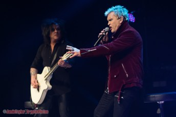 Billy Idol + Steve Stevens @ The Vogue Theatre - March 3rd 2019