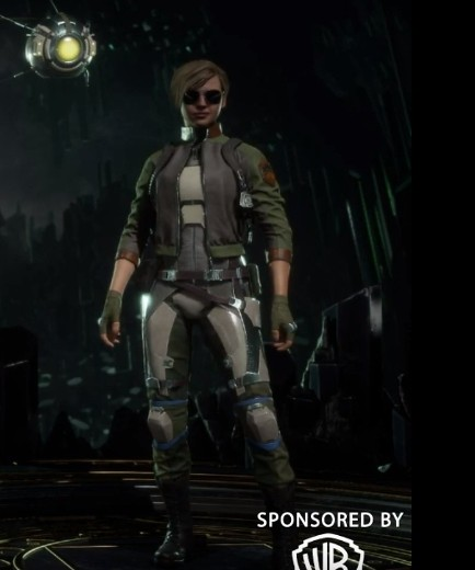 Mortal Kombat 11 - Cassie Kombat Jacket