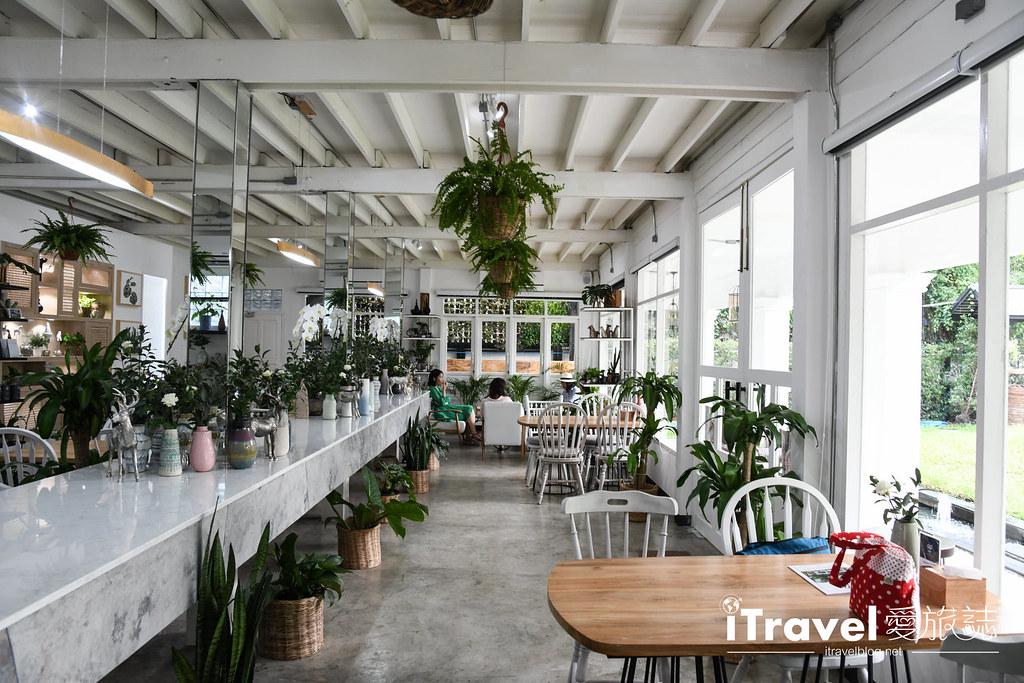 清邁咖啡店 Old House Cafe (5)