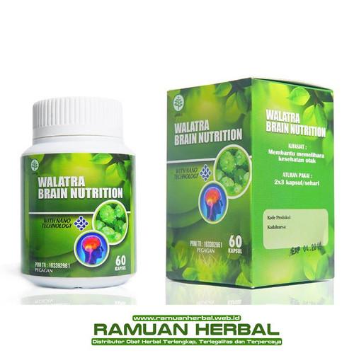 Brain Nutrition Kapsul Walatra