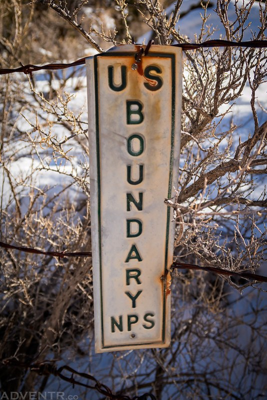 US Boundary NPS