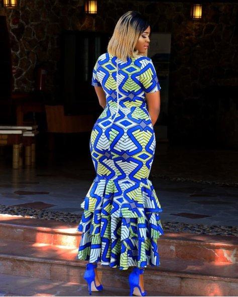 Modern African gowns Dress 2019