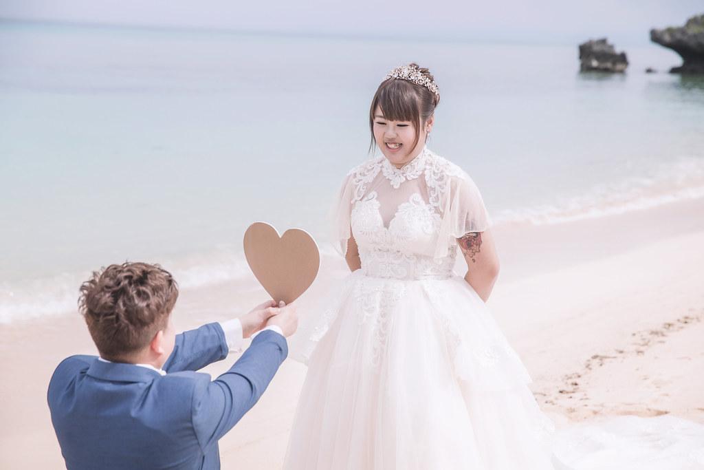 陽陽&嚕嚕 沖繩證婚 (118)