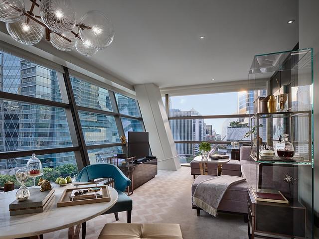 RWBKK_Manor Suite_Living Room 1