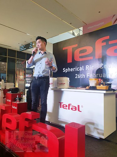 Michael Yu, Marketing Director Hongkong and the Philippines of Groupe SEB Asia