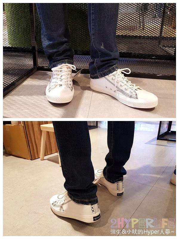 31915566457 4ec22907ff c - 熱血採訪│從法國紅回亞洲時尚圈的Feiyue小白鞋來台中啦!快閃櫃只到2/28!