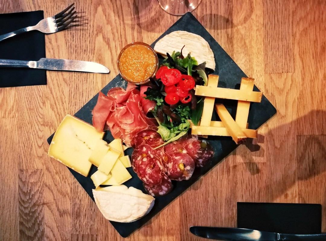 Dove mangiare a Parigi: taglieri