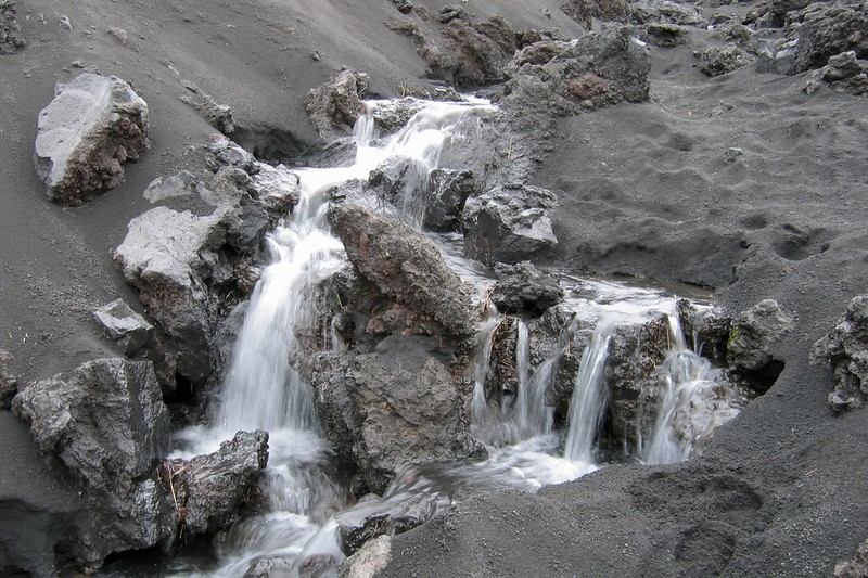 Источник, Толбачик, Камчатка