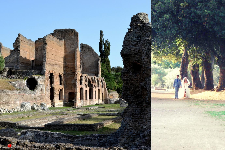 Casar na Itália
