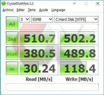 HyperX-Savage-SSD-Crystal-Disk-Mark-OverCluster-2