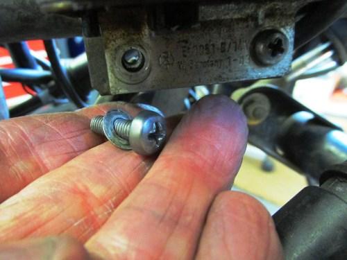 Voltage Regulator Hardware Detail
