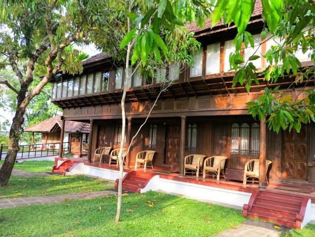 Hotel recomendado en Kumarakom