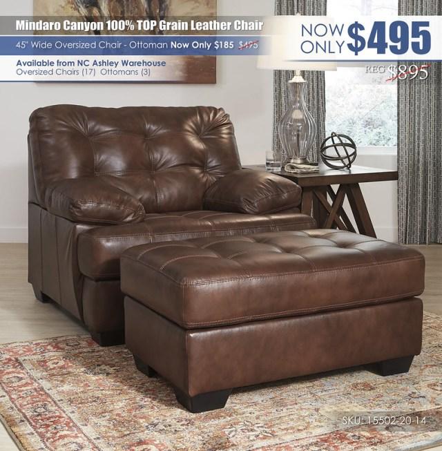 Mindaro Top Grain_Leather Chair_15502-20-14