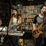 Scary Bear Soundtrack and Salmon Ella @ Black Squirrel Books