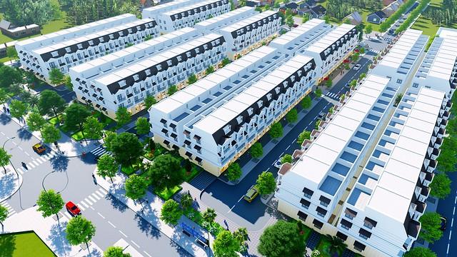 Nhiều công trình, dự án chung cư mọc lên tại Bắc Ninh trong thời gian qua