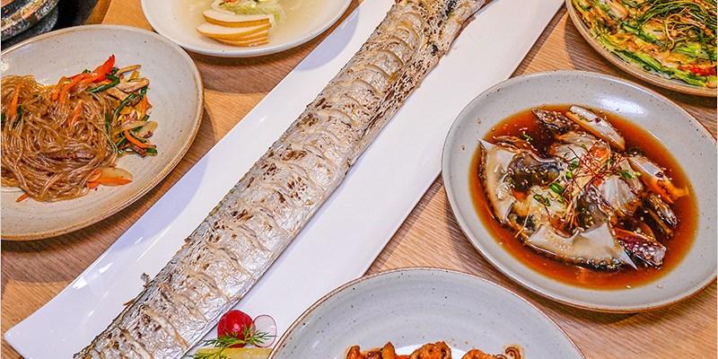 韓國濟州島美食   神話世界濟州膳韓式定食-萬豪酒店值得品嚐的韓式料理。