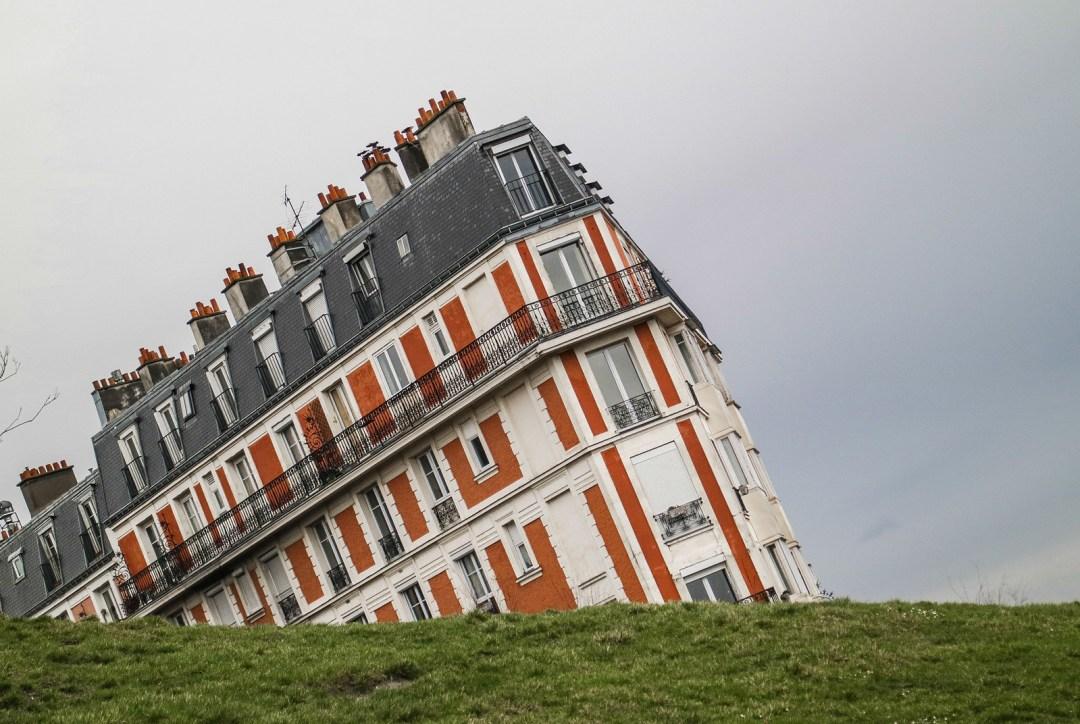 Casa storta di Montmartre