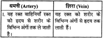 RBSE Solutions for Class 9 Science Chapter 8 Vital activities of living 42