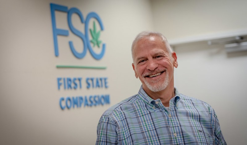 Mark Lally, CEO First State Compassion