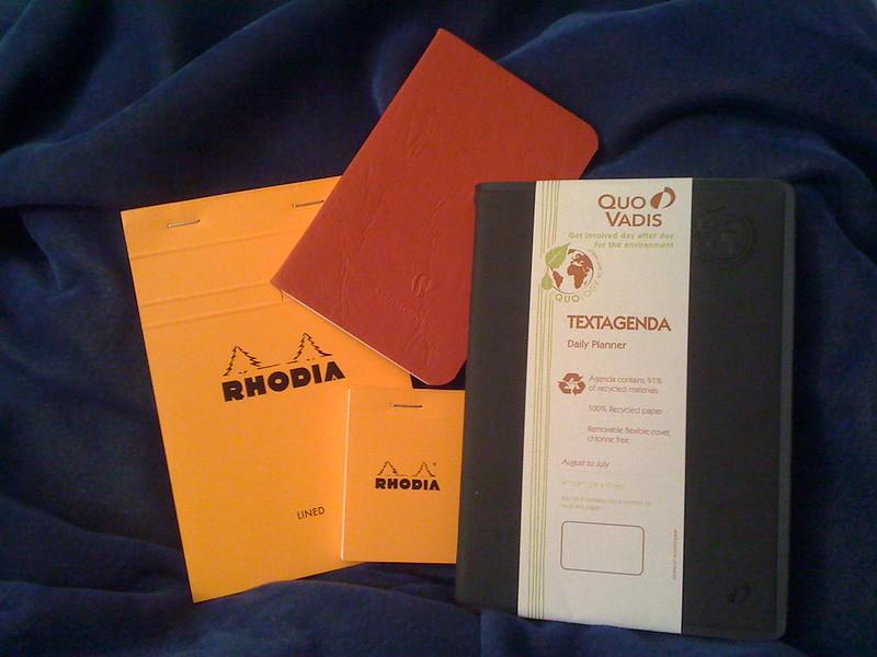 Rhodia and Quo Vadis
