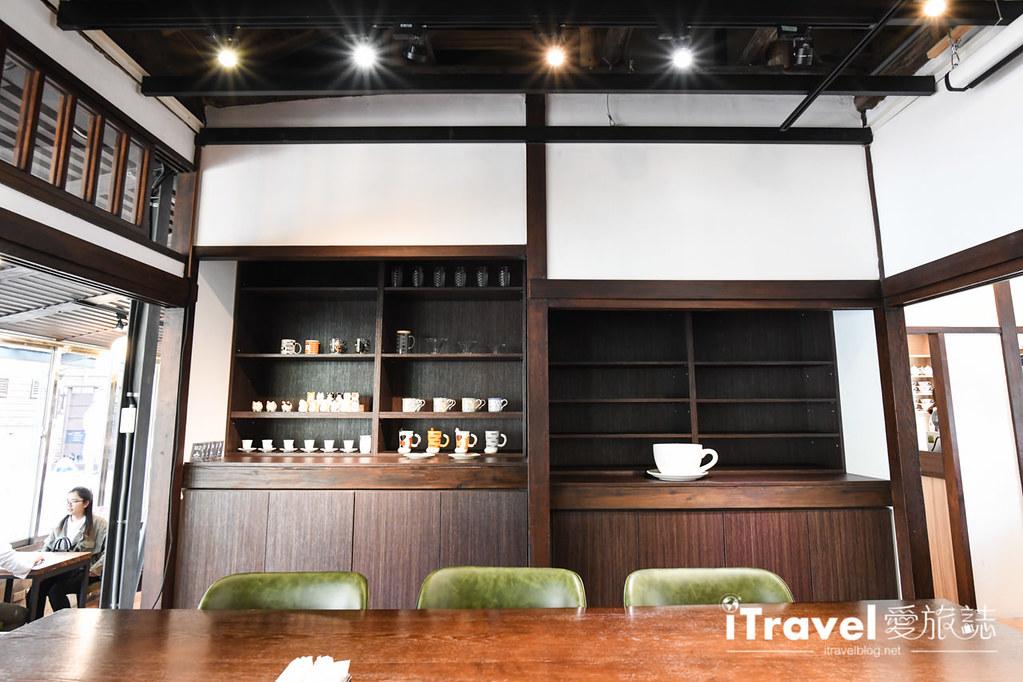 台中咖啡廳推薦 幸卉文學咖啡 (23)