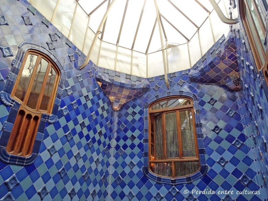 Casa Batlló - Pati Interior