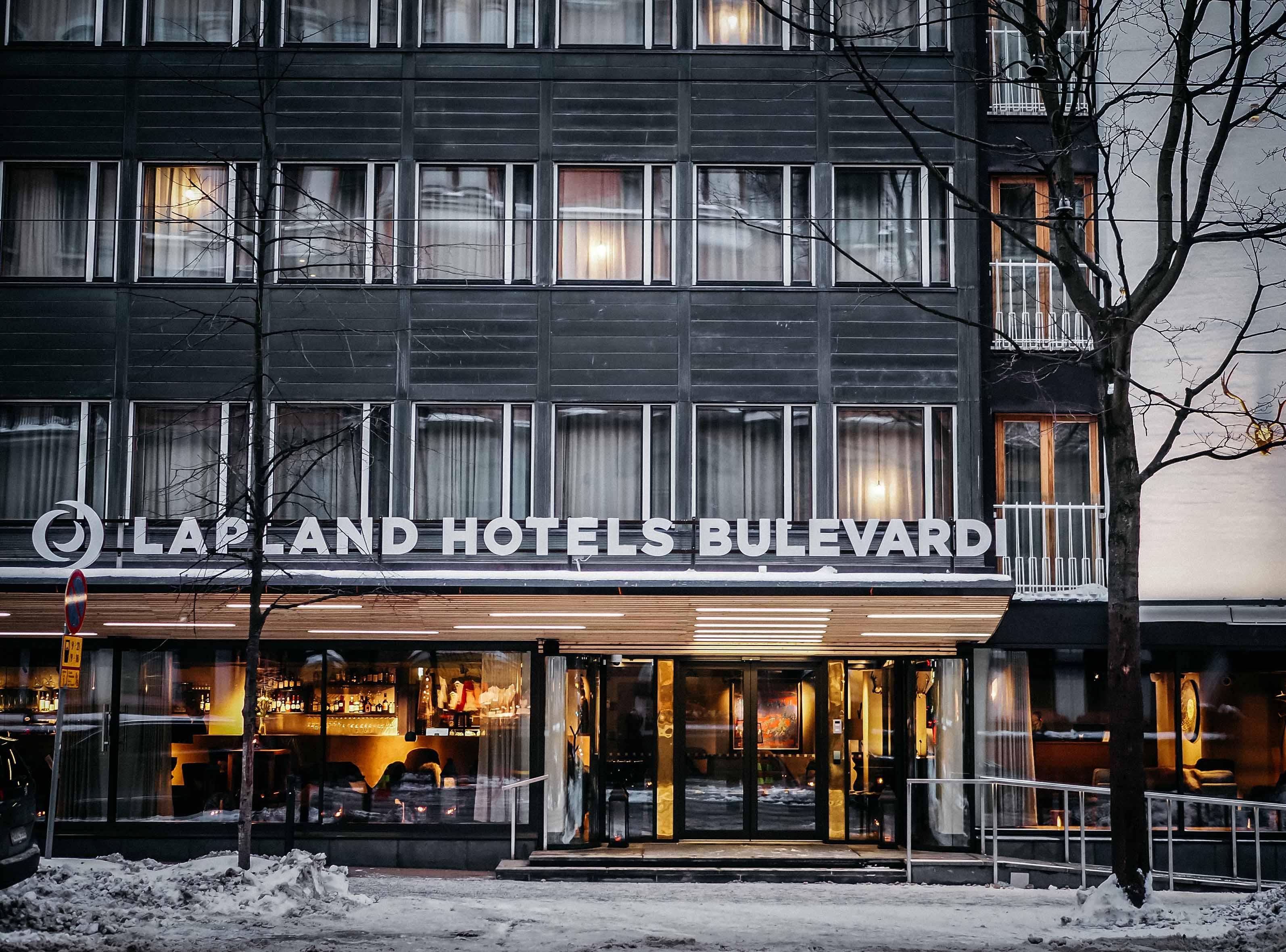 Lapland hotels Bulevardi