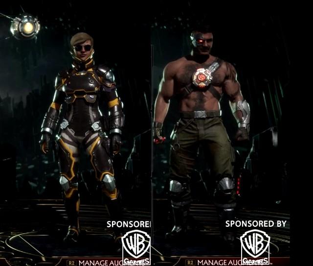 Mortal Kombat 11 - Κάσι vs Κανό (Kovored Kombat)
