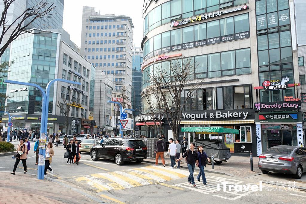 首爾購物商場 弘大商圈 (2)