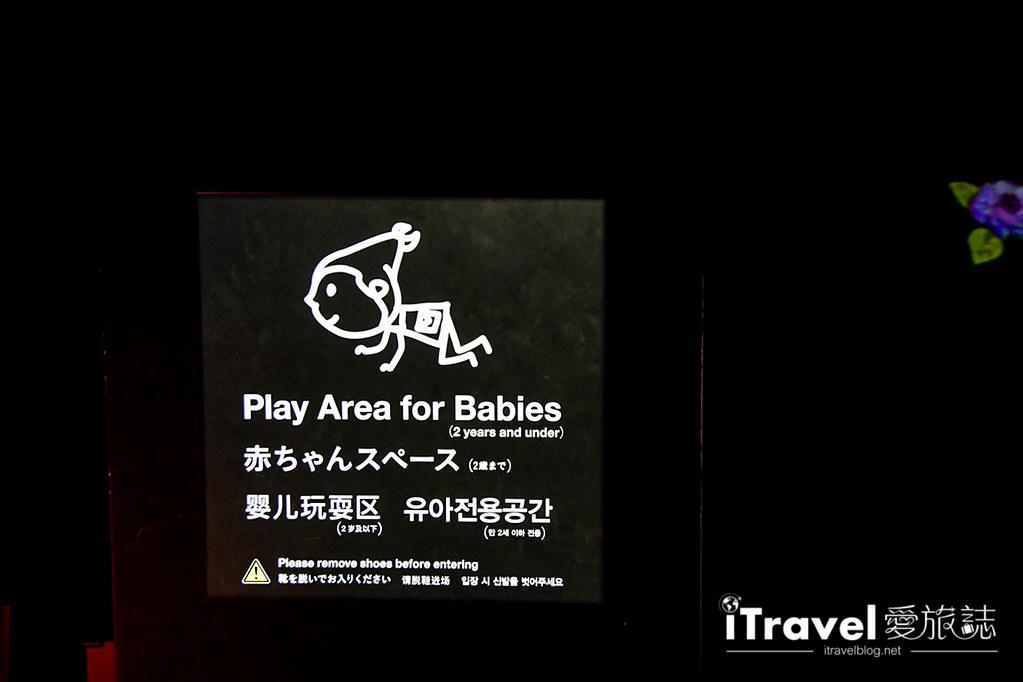 東京藝術展覽 teamLab Borderless (51)
