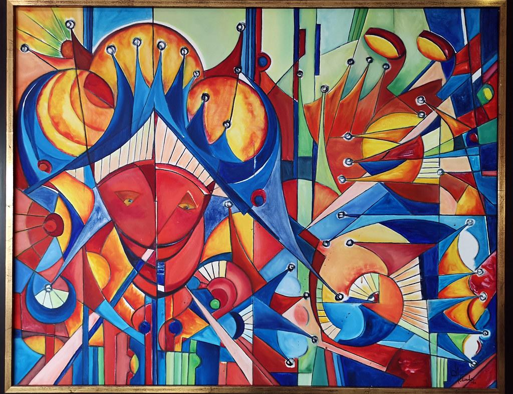 Albufeira exposicion 2019 pinturas Algarve Portugal